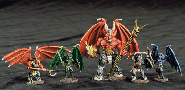 The Court of Abyst, 10005 Reaper Miniatures, Inc.