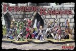 Heraldic Knights (OOP)
