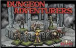 Dungeon Adventurers (OOP)