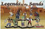 Legends of the Sands - Arabian Adventurers (OOP)