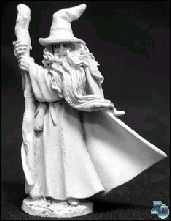 Magnus, Wizard of Hope, 911 Special Relief Fund Label (Discontinued), 1402-911 Reaper Miniatures, Inc.
