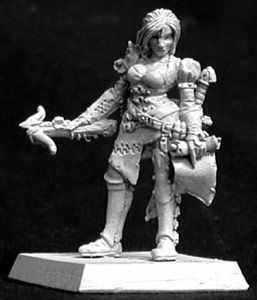 Kyla, Bounty Huntress, 14025 Reaper Miniatures, Inc.