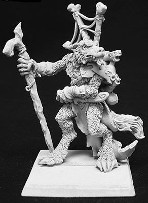 Lupine Shaman, 14032_OverStock Reaper Miniatures, Inc.