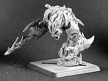 Incarnaton of Flame (OOP), 14264 Reaper Miniatures, Inc.