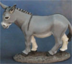 The Nativity: Donkey