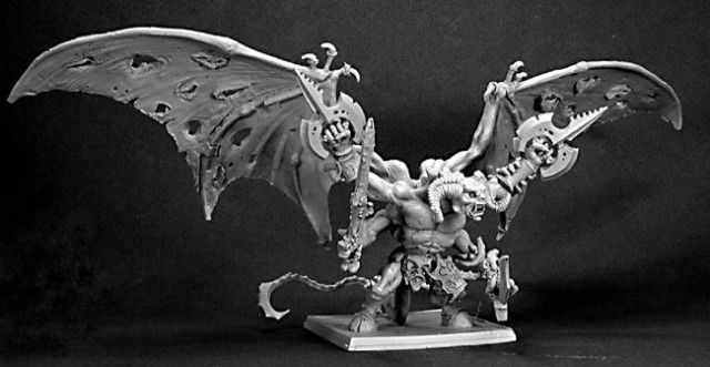 Rauthuros, the Great Demon, 14417 Reaper Miniatures, Inc.
