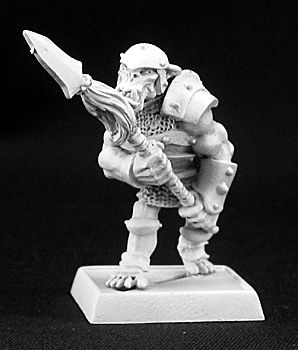 Bull Orc Hunter, 14426 Reaper Miniatures, Inc.