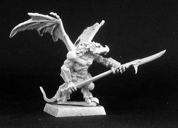 Gaan Hor Clan Warrior (OOP), 14441 Reaper Miniatures, Inc.