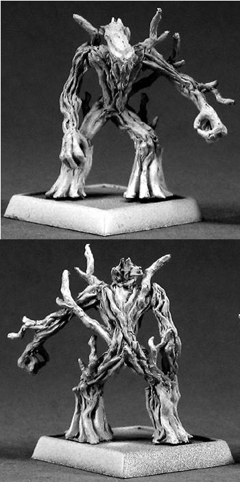 Saproling Warrior, Elf Adept, 14504 Reaper Miniatures, Inc.