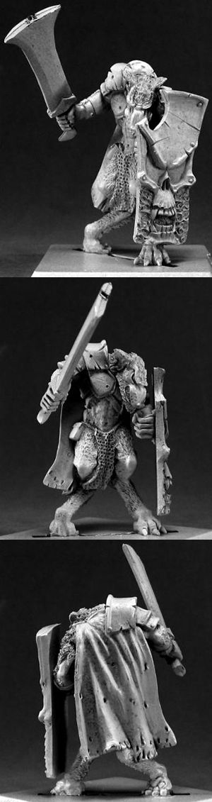 Lupine Sentry, 14525 Reaper Miniatures, Inc.