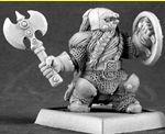 Sigurlam Axehelm, Kragmarr Dwarf Captain
