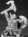 Dhulrekk Thulfinson, Rune Warrior