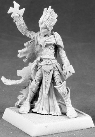 Erdolliel Saerwen, Dark Elf Glaive Thrower, 14598 Reaper Miniatures, Inc.
