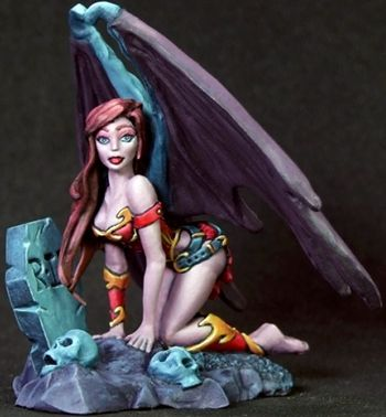 2010 Convention Sophie (Limited Edition, Discontinued), 1508 Reaper Miniatures, Inc.