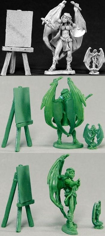 Reaper Con Sophie '09 (Limited Edition, Discontinued), 1509 Reaper Miniatures, Inc.