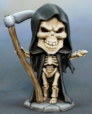 Bonesylvanians: Morty, 1540 Reaper Miniatures, Inc.