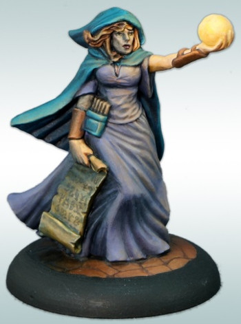 Malena the Sorceress, 1559 Reaper Miniatures, Inc.