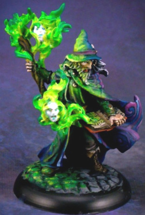 25th Anniversary Domur, High Mage, 1601 Reaper Miniatures, Inc.