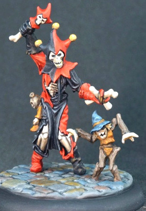 25th Anniversary Hecklemeyer and Styx, 1603 Reaper Miniatures, Inc.