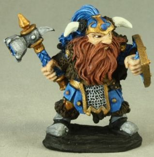 Dwarf Warrior, 20034 Reaper Miniatures, Inc.