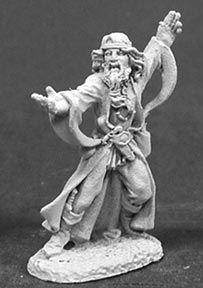 Krupp the Heretic (OOP), 2009 Reaper Miniatures, Inc.