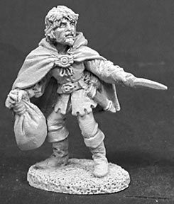 Torin the Stealthy (OOP), 2045 Reaper Miniatures, Inc.