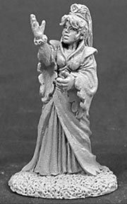 Cecelia the Trickster (OOP), 2051 Reaper Miniatures, Inc.