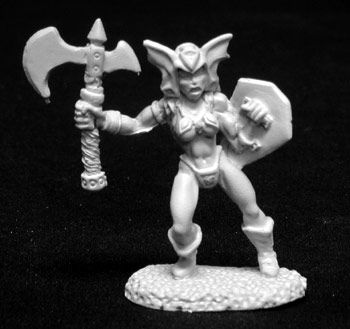 D'Mona the Drinker (OOP), 2066 Reaper Miniatures, Inc.