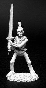 Skeleton w/2H Sword (5 of 2129) (Discontinued), DHA5009 Reaper Miniatures, Inc.
