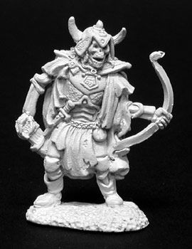 Skeletal Archers (4 of 2225) (Discontinued), DHA5045 Reaper Miniatures, Inc.
