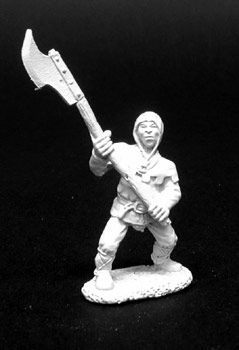 Levymen (5 of 2249) (Discontinued), DHA5043 Reaper Miniatures, Inc.