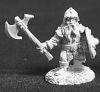 Dern Ironfist, Dwarf (OOP)
