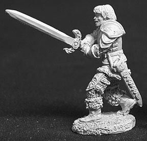 Hurin, Champion of Anhur (OOP), 2308 Reaper Miniatures, Inc.