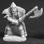 Ta'Resk, Black Orc Warlord of Kargir (OOP)