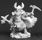 Thorval of the Black Gauntlet (OOP)