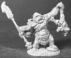 Tonga, Gorilla, Man Gladiator (OOP)