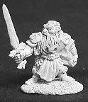 Norrin Silverbeard, Dwarf King (OOP)