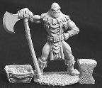 Logar the Executioner (3 Pieces) (OOP)