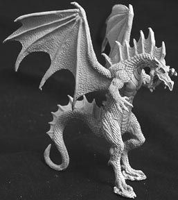 Narthalyssk, Green Dragon (100mm), 2549 Reaper Miniatures, Inc.