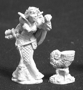 Arilyn, Water Elementalist Sorceress (OOP), 2563 Reaper Miniatures, Inc.