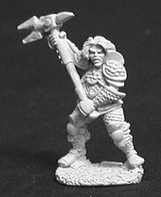 Nage the Hammer (OOP), 2576 Reaper Miniatures, Inc.