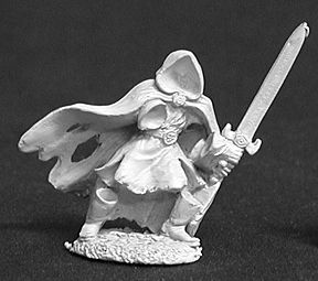 Wraith with Two Handed Sword (OOP), 2587 Reaper Miniatures, Inc.