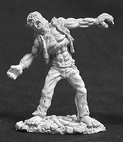 Patches the Flesh Golem (OOP), 2595 Reaper Miniatures, Inc.