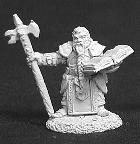 Grimm Grayrune, Dwarven Cleric (OOP)