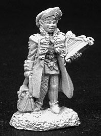 Thora Sweethumb, Gnome Bard (OOP), 2721 Reaper Miniatures, Inc.
