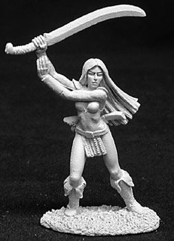 Felicia of the Blade (OOP), 2723 Reaper Miniatures, Inc.