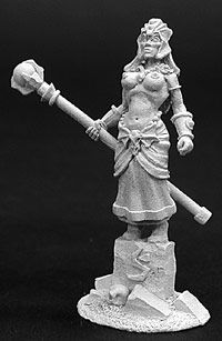 Yanara, High Sorceress (OOP), 2752 Reaper Miniatures, Inc.