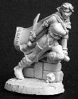 Ilsa Darkstep, Female Thief