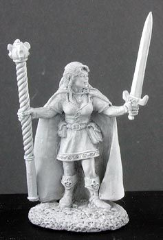 Isedil, Elf Sorceress (OOP), 2930 Reaper Miniatures, Inc.