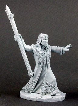 Cirdan, High Elf Adventuring Wizard (OOP), 2937 Reaper Miniatures, Inc.